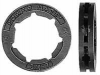 "Power Mate Rim .3/8"" Pitch-7 tooth fits Echo Chainsaws."