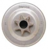 "Pro Spur sprocket 3/8"" Pitch-7 Tooth Fits Echo Chainsaws."