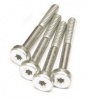 Stihl MS290 4 Pack Self Tapping Cylinder Bolts No. 9075-478-4735