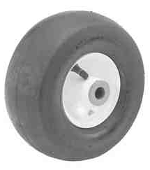 Lesco Pneumatic Caster Wheel Assembly Lesco Tires